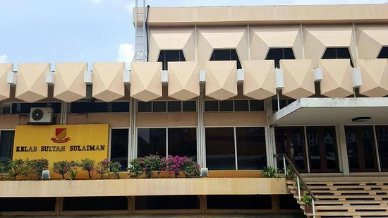 Kelab Sultan Sulaiman