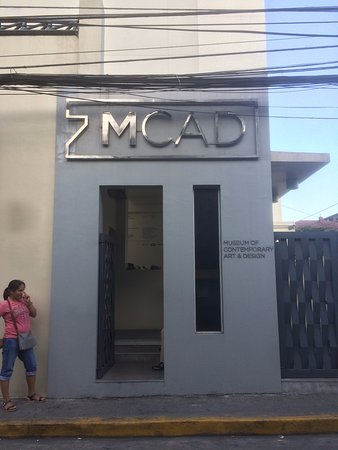 Museum of Contemporary Art and Design (MCAD), Manila