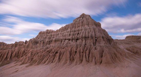 Mungo National Park: mungo mound