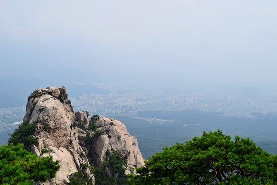 Dobongsan Mountain