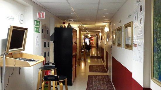 Crafoord Place: В коридоре хостела