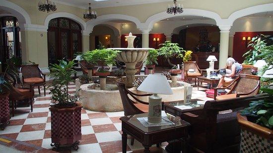 Iberostar Grand Hotel Trinidad: lobby