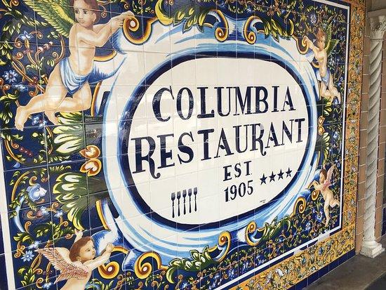 The Columbia Restaurant: photo0.jpg