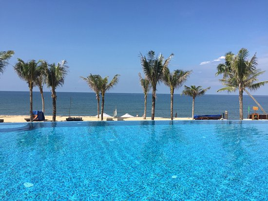 Cassia Cottage - The Spice House: Amazing infinity pool at Cassia Cottages