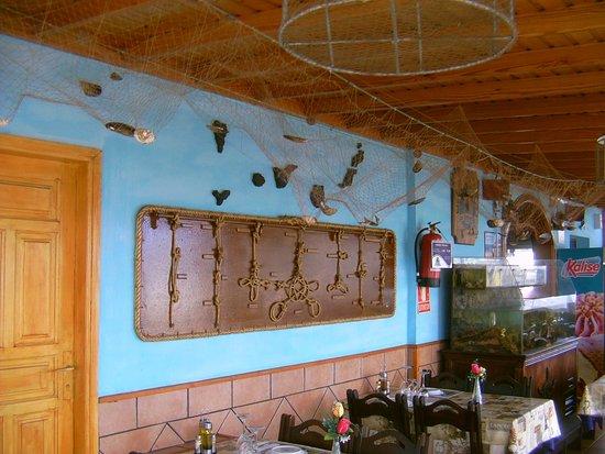 TERRASSE COUVERTE - Picture of Cofradia de Pescadores, Playa ...