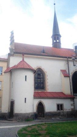 Kostel Zvestovani Panny Marie