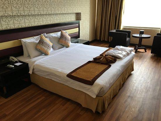 Casa Boutique Hotel: ベッドルーム