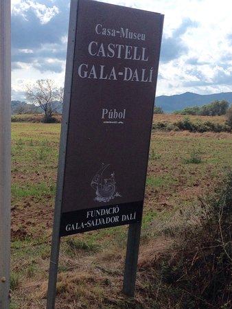 Dali-Gala Castle Museum-House (Castell de Pubol)