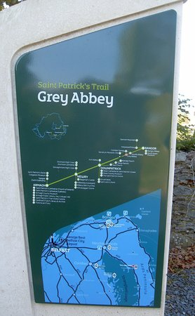 Greyabbey, UK: Grey Abbey