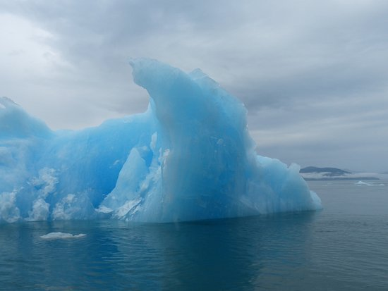 Petersburg, AK: Kayaking among the LeConte Glacier Icebergs