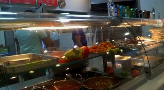 tandoori delights lowry outlet food hall salford
