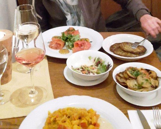 Wachenheim an der Weinstrasse, Germany: Sehr gute Küche!!!