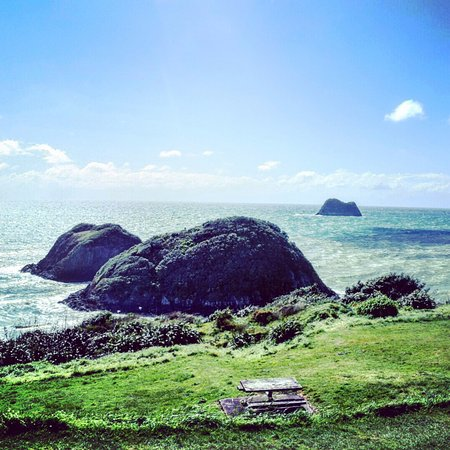 New Plymouth, Nueva Zelanda: vistas
