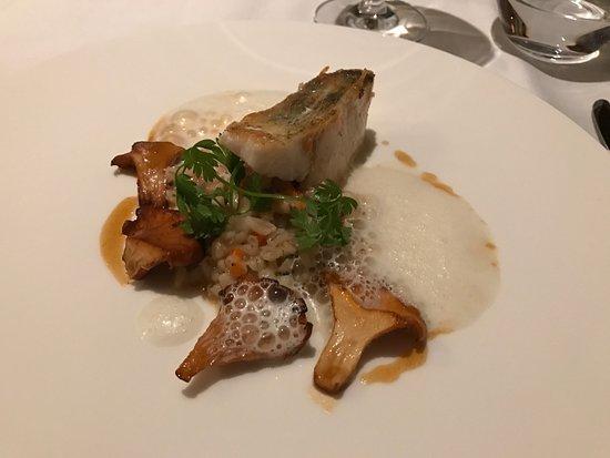 Restaurant Fässle: Zander Tranche