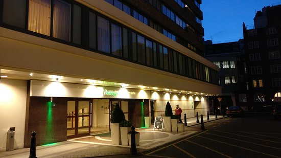 Holiday Inn London Bloomsbury: IMG_20161111_165029_large.jpg