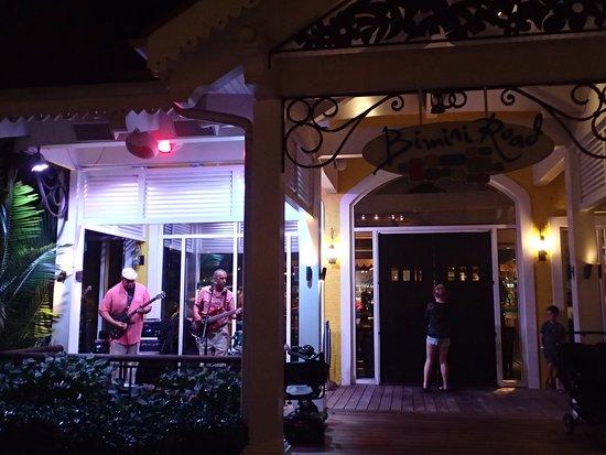 Bimini Road : Live Band