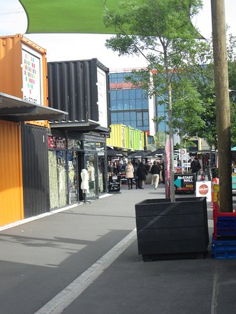 Cashel Street: popular