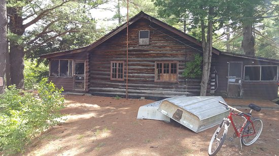 Warrensburg, Estado de Nueva York: Schroon River Campsites