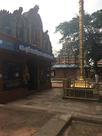 Vishnu Temple Photo