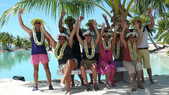 Tuamotu Archipelago, Polinesia Francesa: Juste avant de repartir