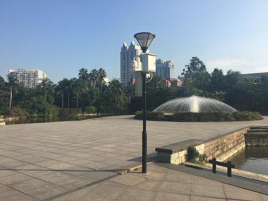 Fuzhou Hot Spring Park
