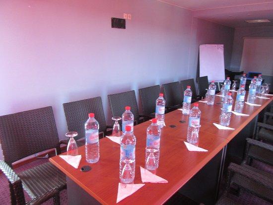 Le Grand Mellis Hotel & Spa : salle de réunion