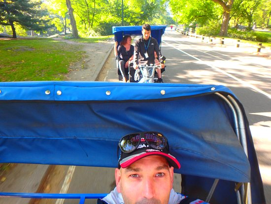 Central Park Pedicab Tours : Wotno