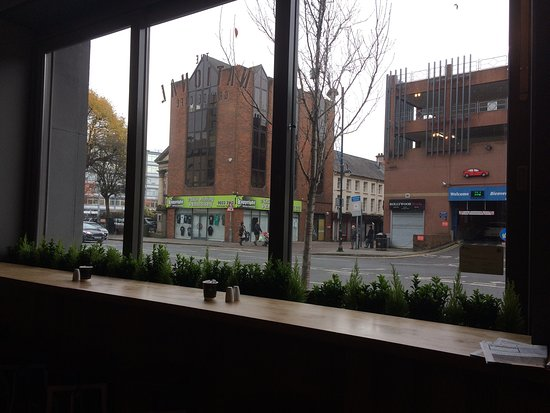 The National Grand Cafe Belfast