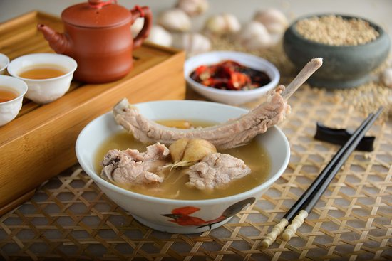 Legendary Bak Kut Teh at Rangoon
