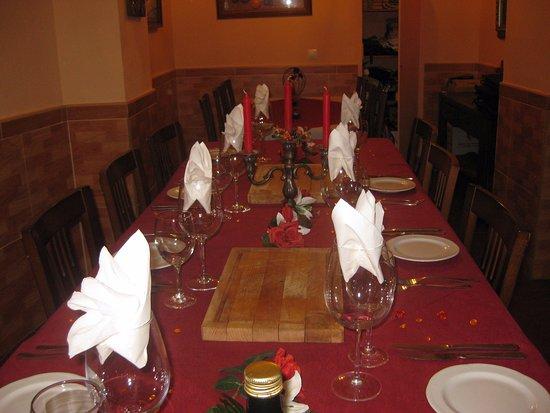 Restaurante la casa en alicante con cocina mediterr nea for Casa domingo alicante