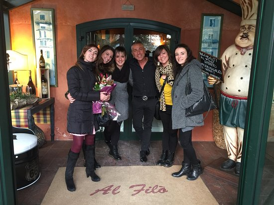 Abano Terme, Italia: Nadia Toffa delle Iene
