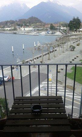 Hotel Risi: vista dal balconcino