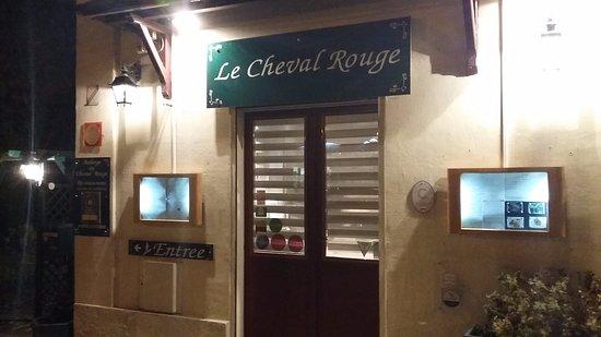 Chisseaux, Prancis: entrée