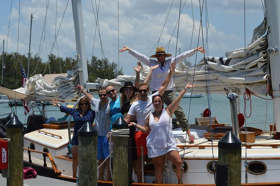 Catherine's Florida Charters: Having a Blast!
