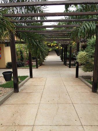 Aguas de Santa Barbara Resort Hotel : Hotel Águas de Santa Bárbara.