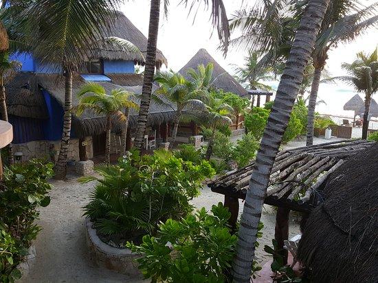 Hotel CalaLuna Tulum: 20161103_074745_large.jpg