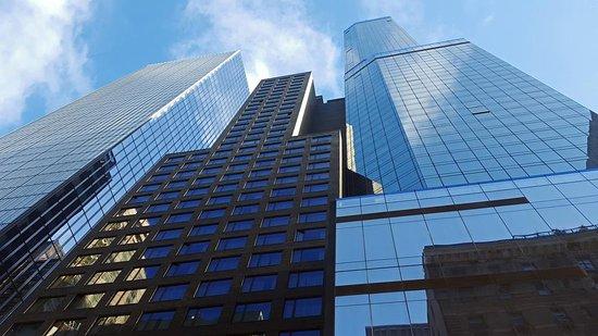 Hotel Von Au En Mitte Picture Of Hilton Garden Inn New York Central Park South Midtown West