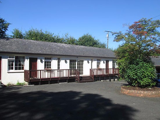 Dunlavin, Irlandia: Copper Beeches Lodge