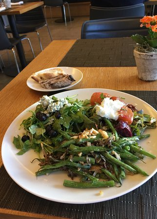 The Garden Restaurant at the Barnes Museum: Garden Restaurant, 3-choice salad for one