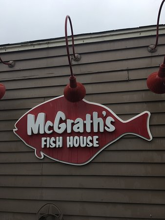 Mc Grath's Public Fish House: Wonderful stop & just what we where looking for.