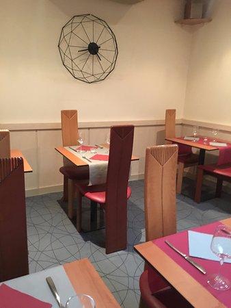Landivisiau, Γαλλία: La salle de restaurant