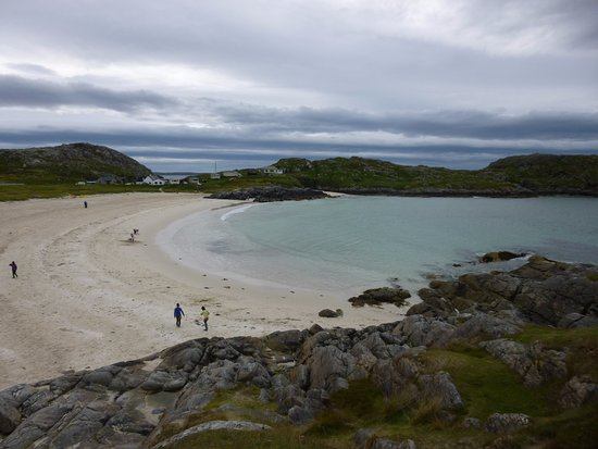 Lochinver, UK: Achmelvich Bay