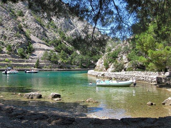 Jablanac, Kroatia: La piccola oasi