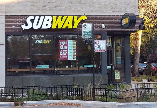 Subway Restaurant Near Millennium Park Chicago