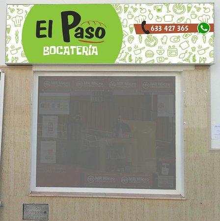 Riogordo, España: bocateria el Paso