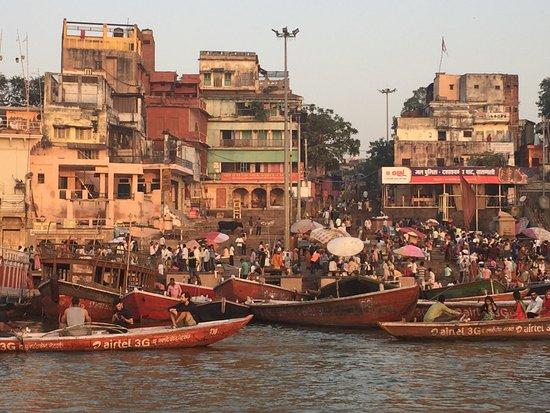 Homestay: Varanasi river view