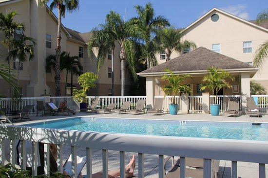 Homewood Suites by Hilton Fort Myers: Piscina