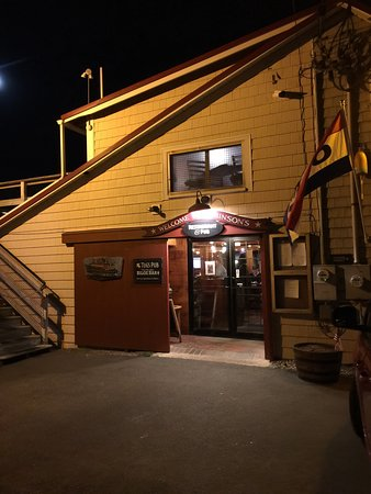 Robinson's Wharf: photo1.jpg