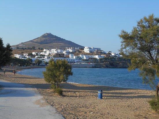 Logaras, Greece: Ближайший пляж