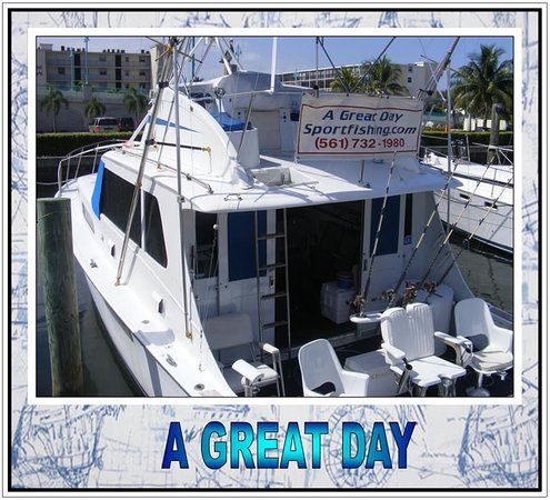 ‪A Great Day Sportfishing‬